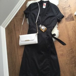 Esprit Black Shirtdress
